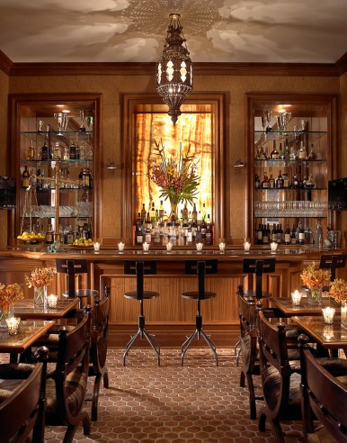 glenmere mansion bar