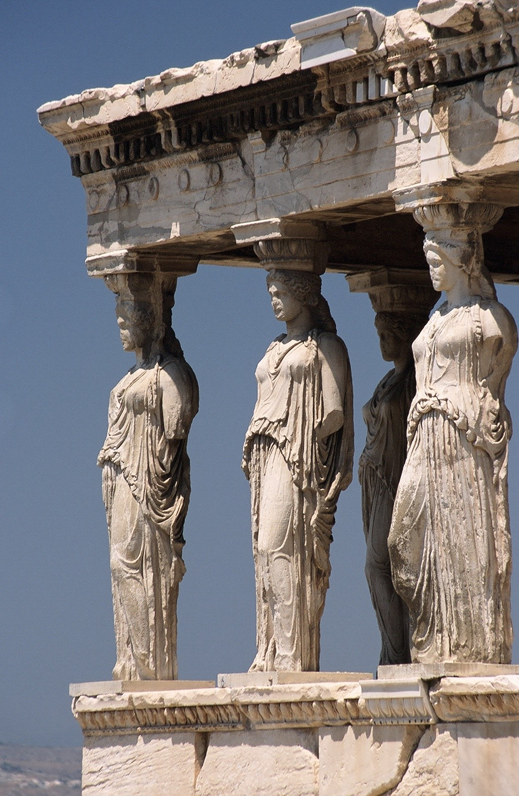 greek statues