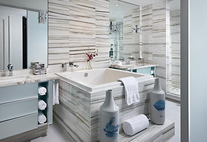 w hotel bath