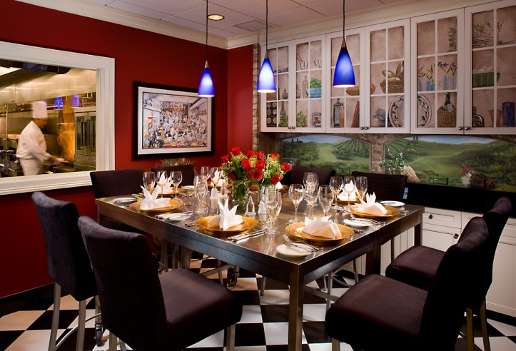 admirals cove private dining