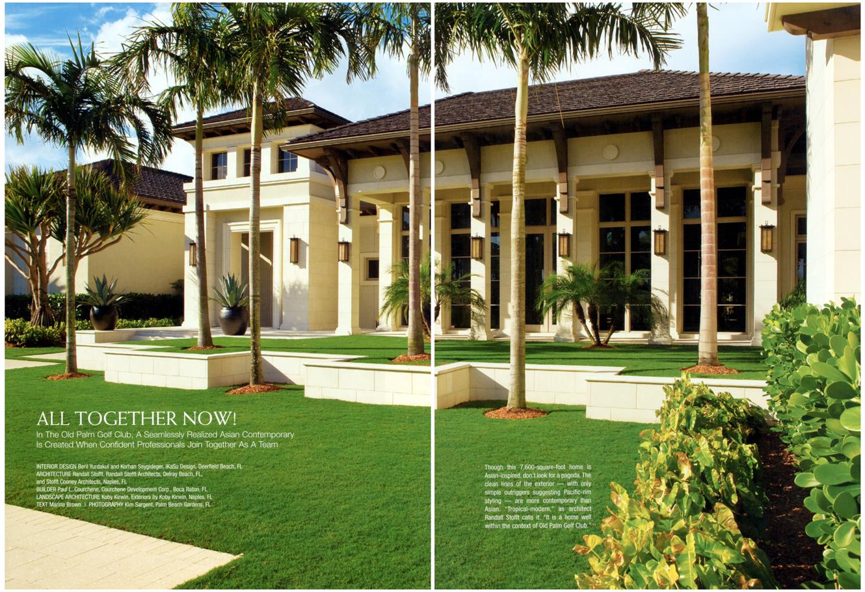 Florida design vol 21 3 all together now for Florida design