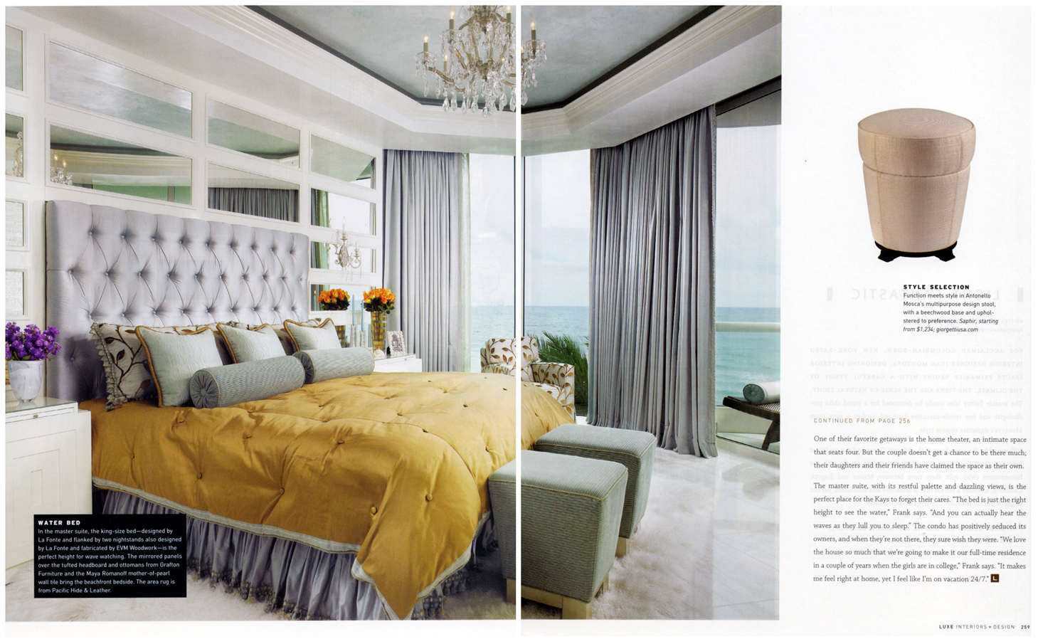 Luxe interiors design south florida luxury liner for Luxe interieur design